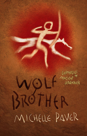 Wolf Brother, the first book in The Chronicles of Ancient Darkness