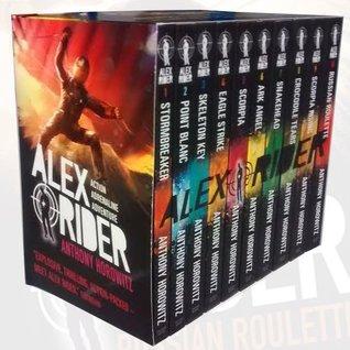 Alex Rider Box Set