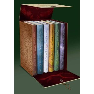 The Chronicles of Ancient Darkness Box Set